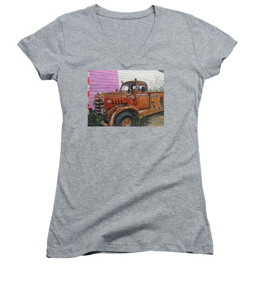 Last Parade Women's V-Neck