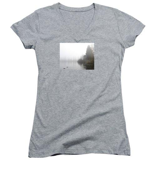 Layers Women's V-Neck T-Shirt