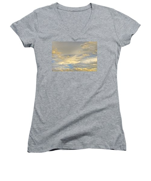 Layers Women's V-Neck