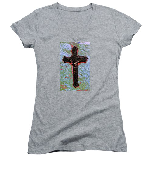 Lent Women's V-Neck T-Shirt