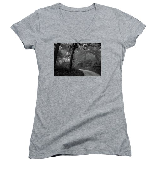 Let Me Draw You In Women's V-Neck