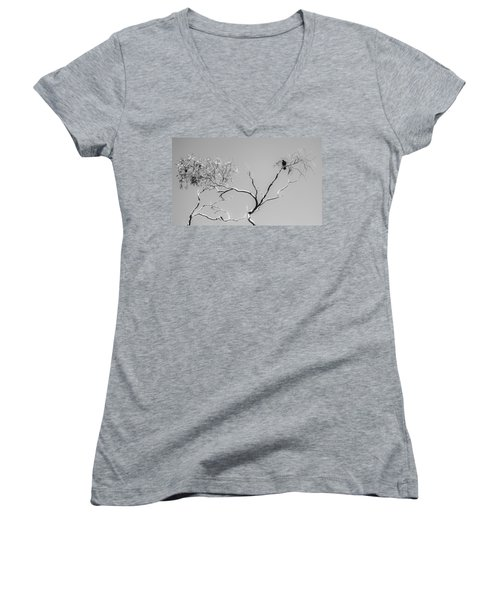 Life And Death Women's V-Neck