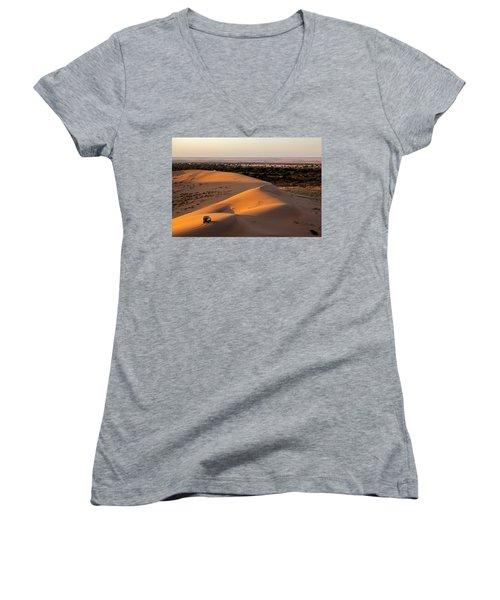 Namibia Women's V-Neck T-Shirt