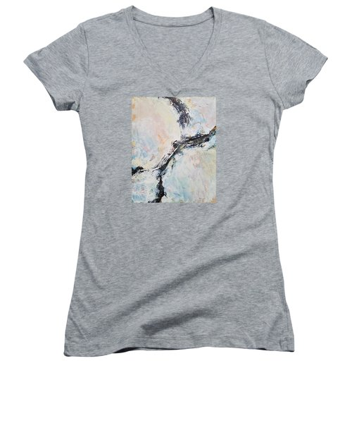 Light Eradicates Darkness Women's V-Neck