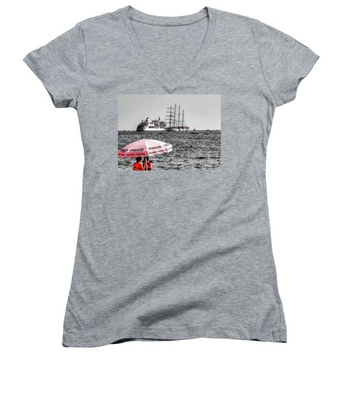 Like A Advert This One Women's V-Neck