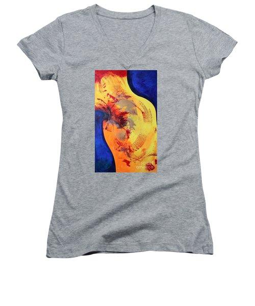 Lili I Women's V-Neck T-Shirt