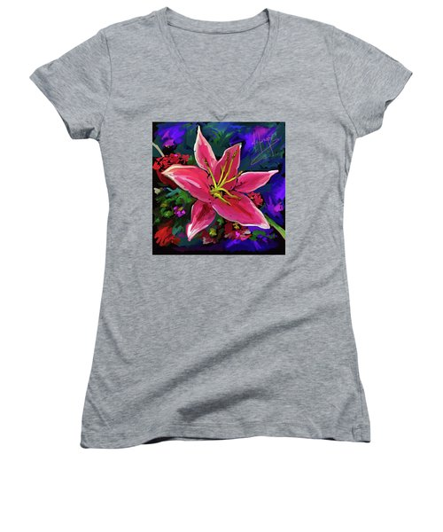 Lily Women's V-Neck