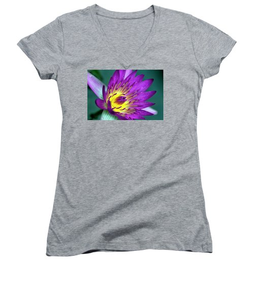 Lily On The Water Women's V-Neck