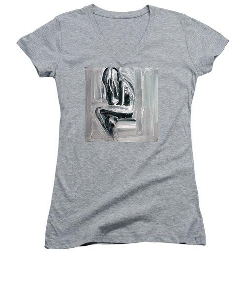 Little Mermaid Women's V-Neck T-Shirt