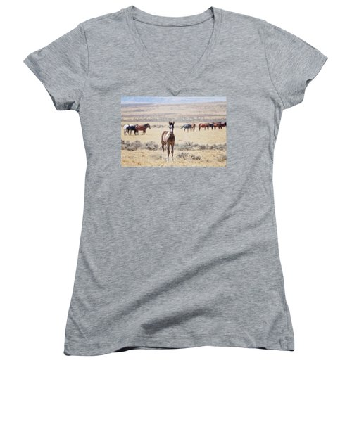 Little Prince Women's V-Neck