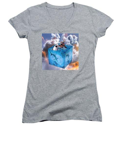 Lively Women's V-Neck T-Shirt