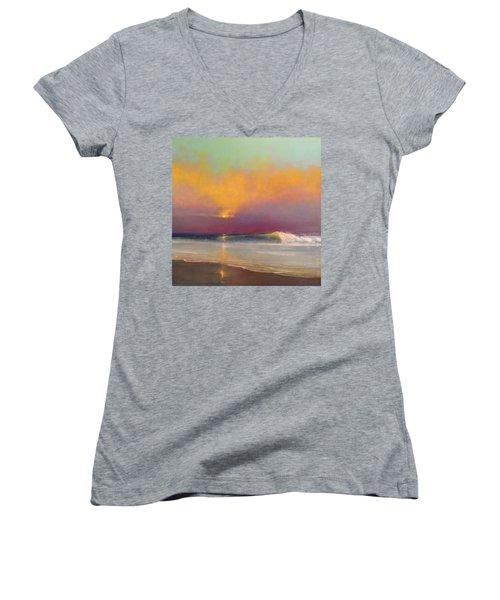 Lone Breaker Women's V-Neck T-Shirt