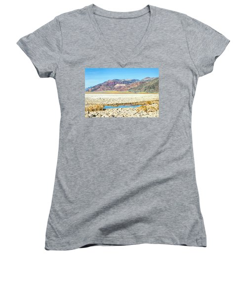 Lone Pool Women's V-Neck