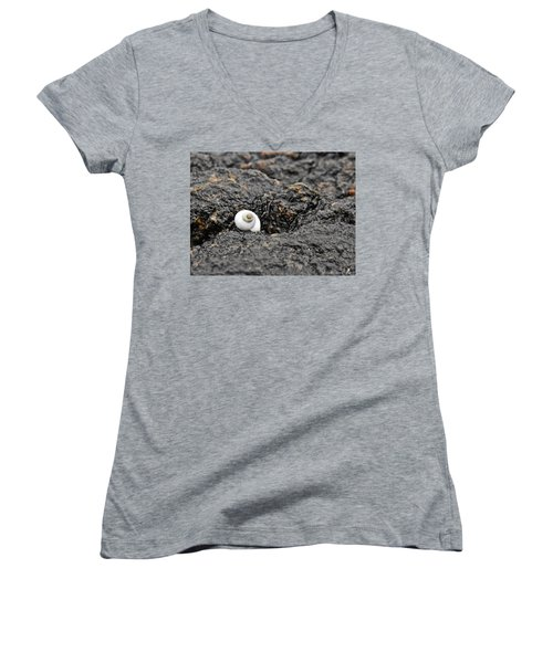 Lone Seashell Women's V-Neck