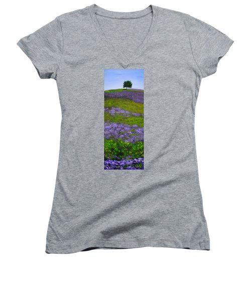 Lone Tree Women's V-Neck