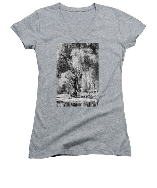 Lonely Dreams Women's V-Neck