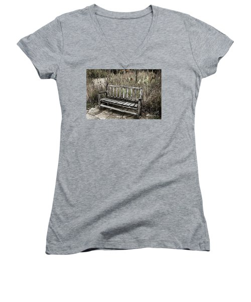 Lonely Women's V-Neck T-Shirt