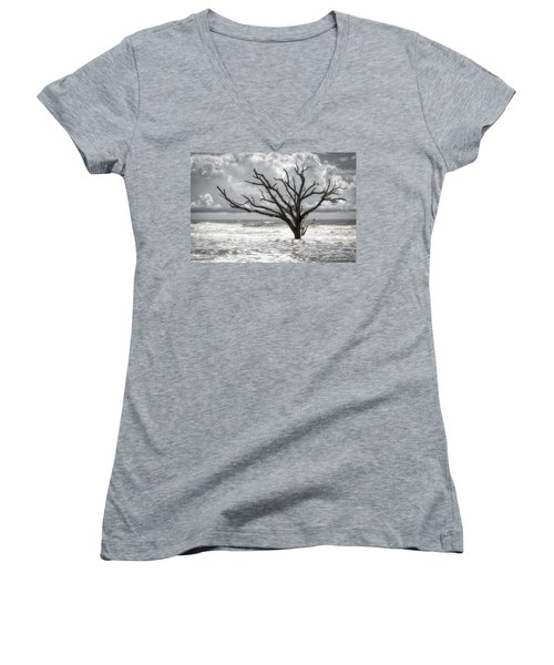 Lonesome Women's V-Neck
