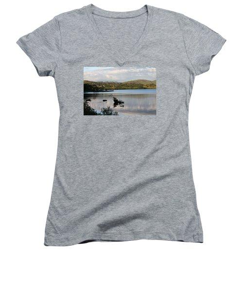 Lough Eske 4251 Women's V-Neck