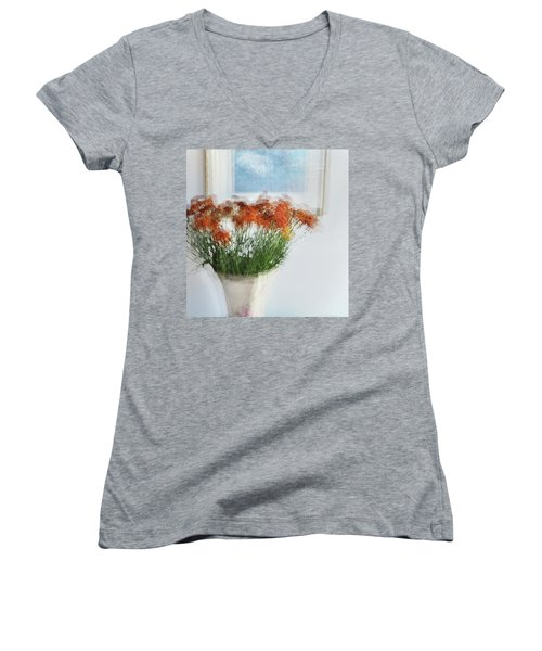 Love To Mother Women's V-Neck T-Shirt