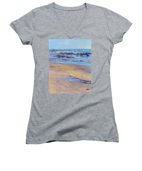 Low Tide / Crystal Cove Women's V-Neck
