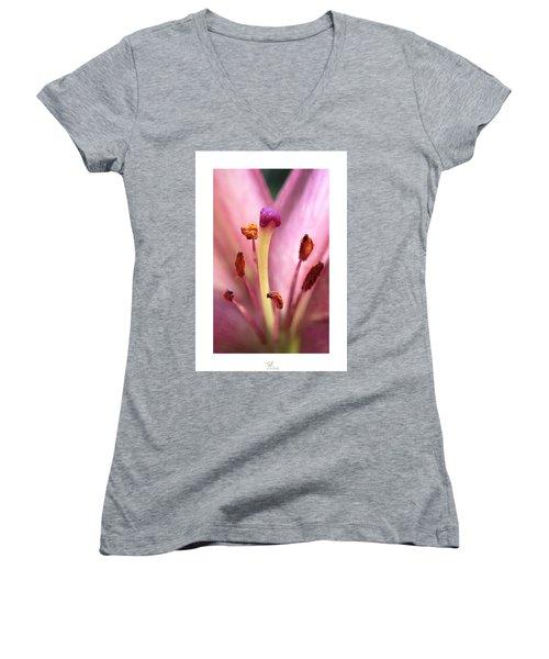 Ma Belle Women's V-Neck T-Shirt