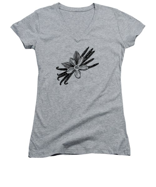 Madagascar Vanilla Women's V-Neck T-Shirt