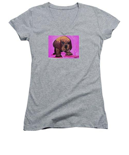 Maggie Women's V-Neck T-Shirt