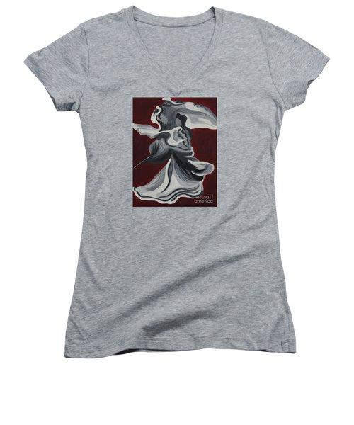 Magic Dance Women's V-Neck