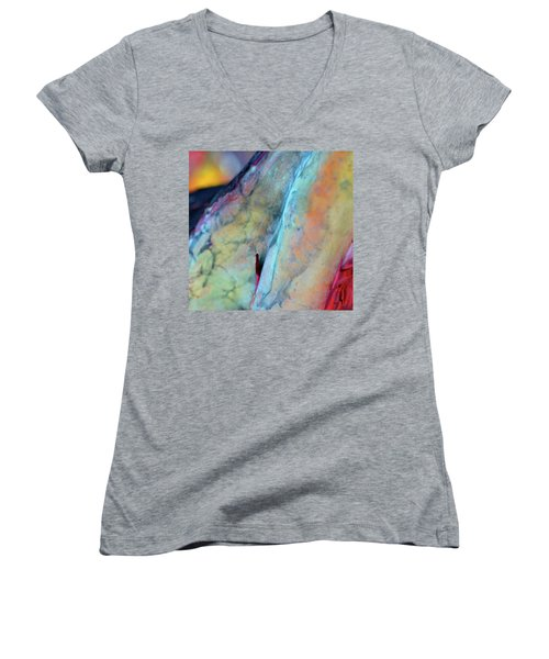 Magical Women's V-Neck T-Shirt (Junior Cut) by Richard Laeton