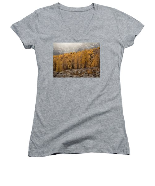 Magnificent Fall Women's V-Neck