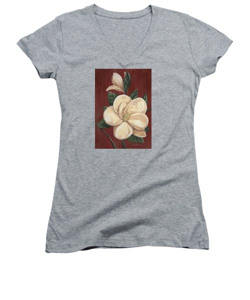 Magnolia II Women's V-Neck