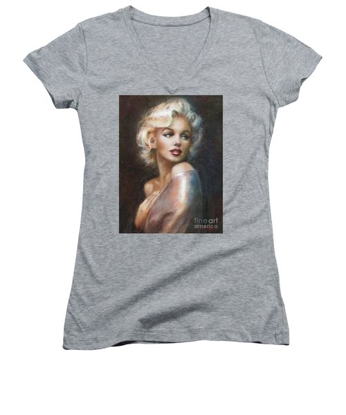 Marilyn Ww Soft Women's V-Neck