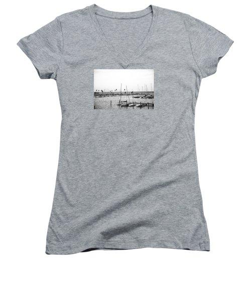 Marina De Corpus Christie Women's V-Neck T-Shirt