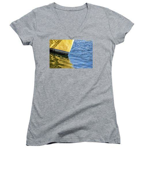 Maritime Reflections Women's V-Neck