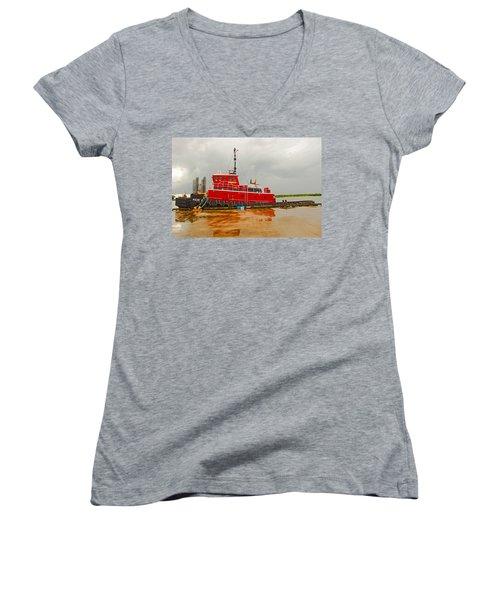 Mark K Women's V-Neck T-Shirt
