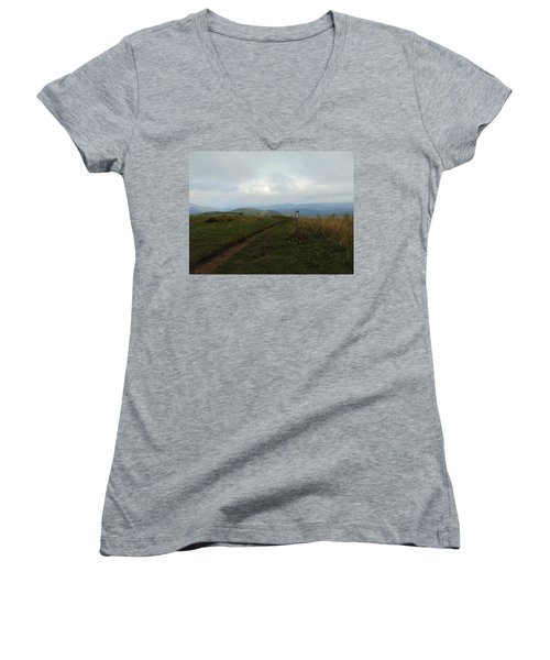 Max Patch Women's V-Neck