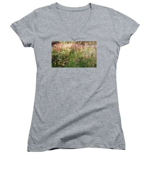 Meadow Women's V-Neck (Athletic Fit)