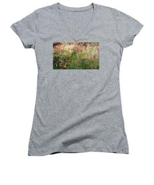 Meadow Women's V-Neck T-Shirt