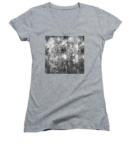 Meadowgrasses Women's V-Neck T-Shirt