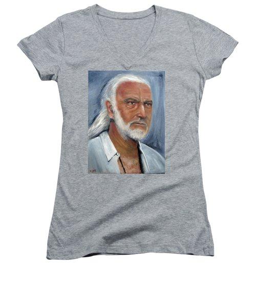 Medicine Man  Women's V-Neck T-Shirt