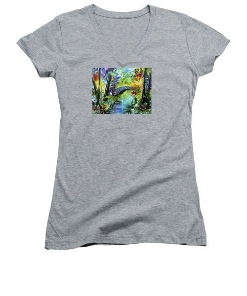 Megan's Bridge Women's V-Neck