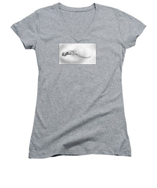 Megic Fish 2 Women's V-Neck