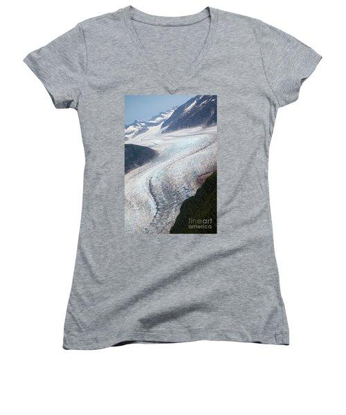 Mendenhal Glacier Women's V-Neck