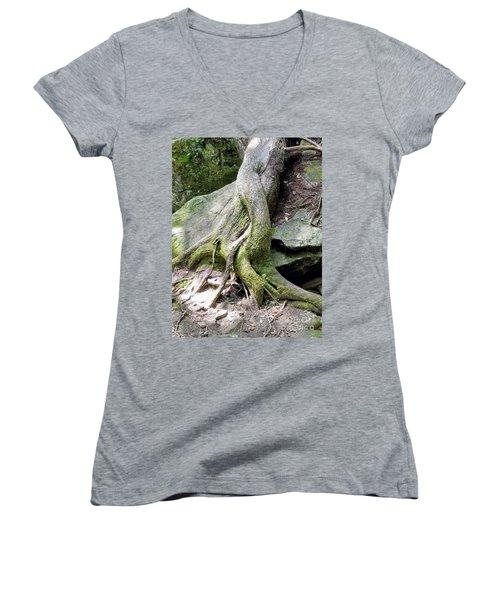 Mermaid Tails Women's V-Neck T-Shirt