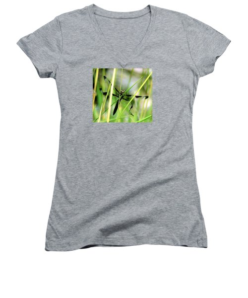 Just Emerged Women's V-Neck