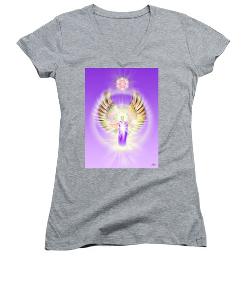 Metatron - Pastel Women's V-Neck