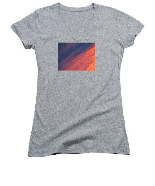Milestone Women's V-Neck T-Shirt