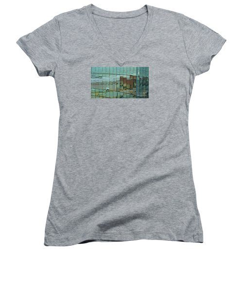 Mind Games Women's V-Neck T-Shirt
