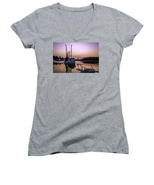Miss Sandra Gail Women's V-Neck T-Shirt